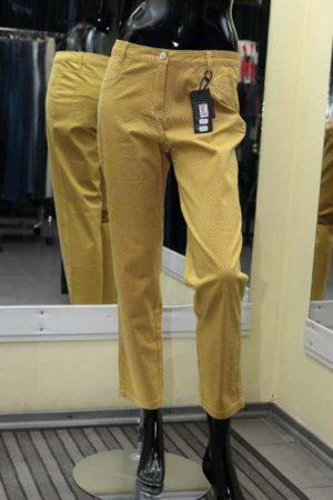 женские зауженные стильные брюки