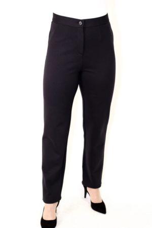 брюки стрейч прямые