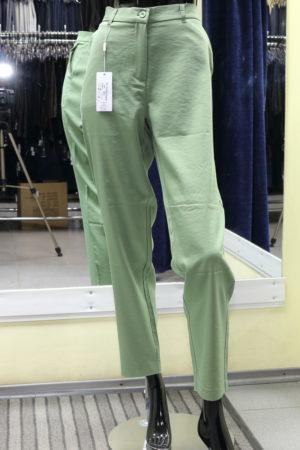 брюки цвет фисташковые