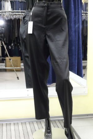брюки женские цвет черные